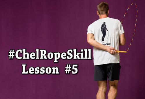 Урок 5. Восьмерка за спиной